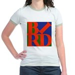 Pop Art Bird Jr. Ringer T-Shirt