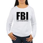 Fanatic Birding Indivi Women's Long Sleeve T-Shirt