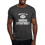 Prop of Banding Dept Dark T-Shirt