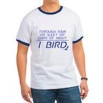 Through Rain or Sleet... I Bird Ringer T