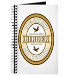 100% Genuine Birder Journal