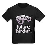Future Birder Kids Dark T-Shirt