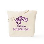 Future Birdwatcher Tote Bag