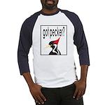 Ivory-billed: Got Pecker? Baseball Jersey
