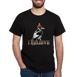 Ivory-billed: I Believe Dark T-Shirt