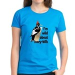 I'm Wild About IBWOs Women's Dark T-Shirt
