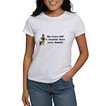 My Ivory-bill is Smarter... Women's T-Shirt