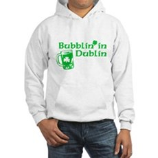 Bubblin' in Dublin Hooded Sweatshirt
