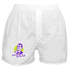 Don't forget to cup the balls Boxer Shorts