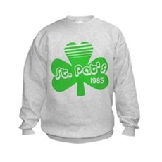 Retro St. Pat's Kids Sweatshirt