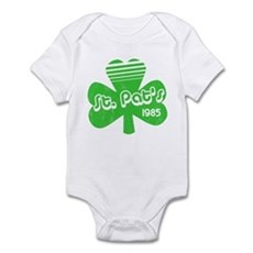 Retro St. Pat's Infant Bodysuit