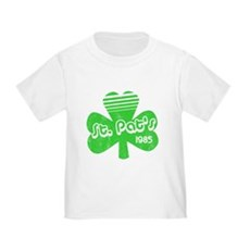 Retro St. Pat's Toddler T-Shirt
