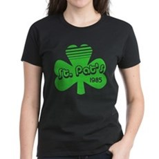 Retro St. Pat's Womens T-Shirt