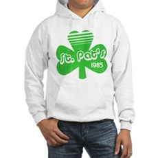 Retro St. Pat's Hooded Sweatshirt