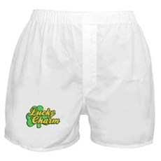 Vintage Lucky Charm Boxer Shorts
