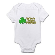 Who's Your Paddy? Infant Bodysuit