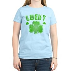 Lucky Womens Light T-Shirt