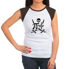 PI rate Women's Cap Sleeve T-Shirt