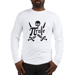 PI rate Long Sleeve T-Shirt