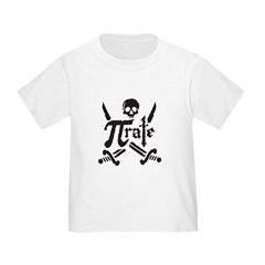 PI rate Toddler T-Shirt