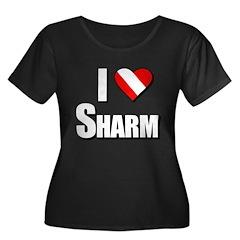 http://i2.cpcache.com/product/231660767/scuba_i_love_sharm_t.jpg?color=Black&height=240&width=240