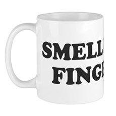 Smell My Finger Mug