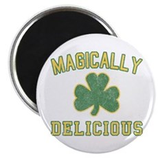 Magically Delicious Magnet