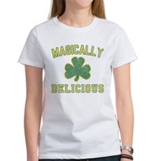 Magically Delicious Womens T-Shirt