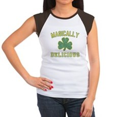 Magically Delicious Womens Cap Sleeve T-Shirt