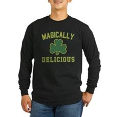 Magically Delicious Long Sleeve T-Shirt