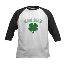 Irish Hooligan Kids Baseball Jersey