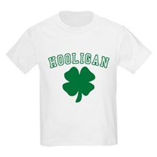 Irish Hooligan Kids Light T-Shirt