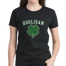 Irish Hooligan Womens T-Shirt