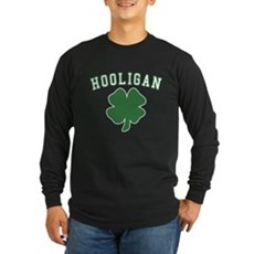 Irish Hooligan Long Sleeve T-Shirt