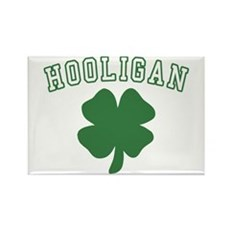 Irish Hooligan Rectangle Magnet