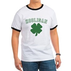 Irish Hooligan Ringer T