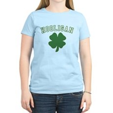 Irish Hooligan Womens Light T-Shirt