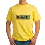 Elements of Banding Yellow T-Shirt