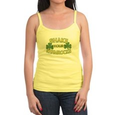 Shake Your Shamrocks Jr Spaghetti Tank