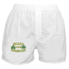 Shake Your Shamrocks Boxer Shorts