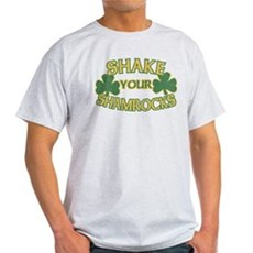 Shake Your Shamrocks Light T-Shirt