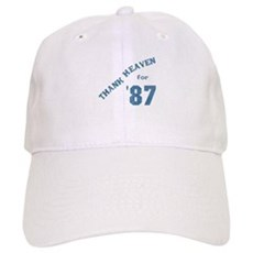 Thank Heaven for '87 Cap