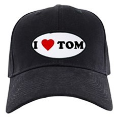 I Love [Heart] Tom Black Cap