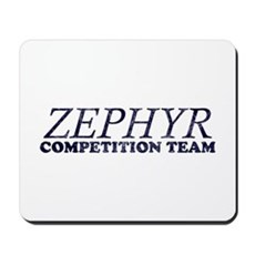 ZEPHYR COMPETITION TEAM Mousepad