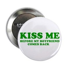 Kiss Me Button