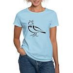Stylized Lark Women's Light T-Shirt