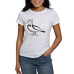 Stylized Lark Women's T-Shirt