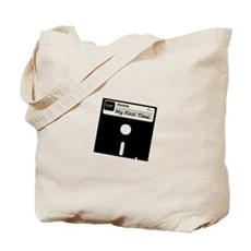 My First Time Tote Bag