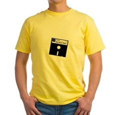 My First Time Yellow T-Shirt