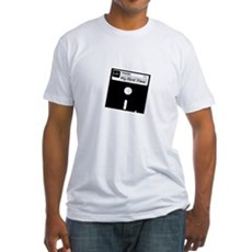 My First Time Fitted T-Shirt